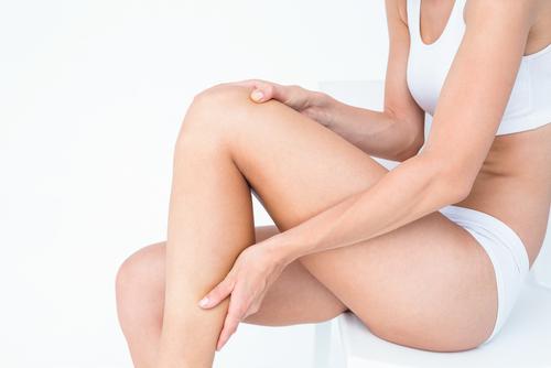 ひざの脂肪吸引の効果