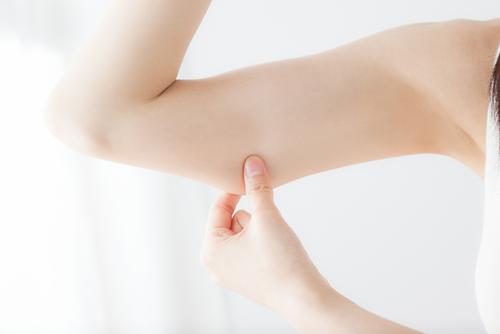 二の腕の脂肪吸引のメリット