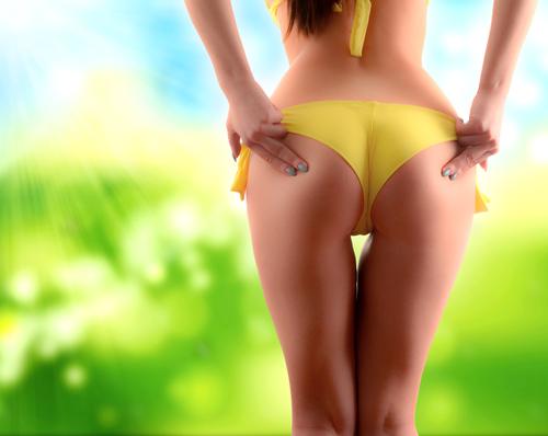お尻・臀部の脂肪吸引の効果